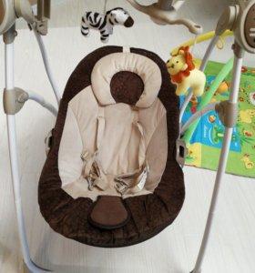 Кресло- качели детские