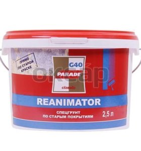 Грунтовка parade classic Reanimator G4 2.5л