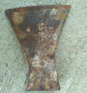 Топор кованный ,плотницкий СССР