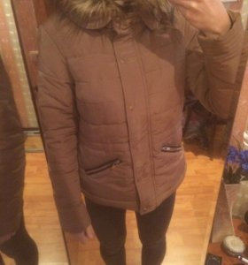 Куртка(демисезон) тёплая