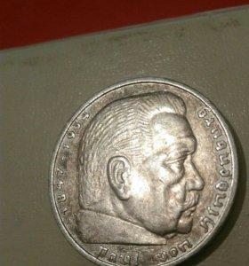 Старинная монета Спб