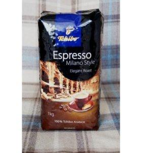 Кофе в зернах Tchibo Espresso Milano Style