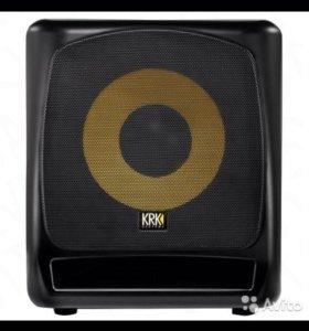 Новый студийный монитор KRK 12S2