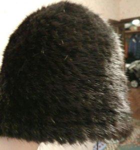 Элегантная Норковая шапка