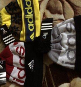 Шапки Adidas