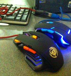 Игровые мыши с подсветкой