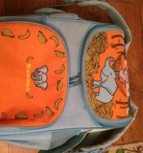 Детский артопедический ранец