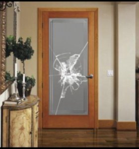 Остекление окон, дверей (выезд на дом)