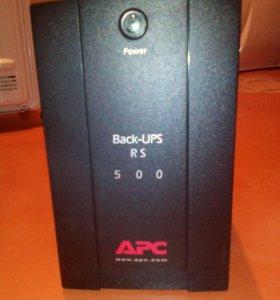 ИБП APC Back-UPS RS 500VA
