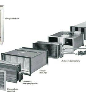 Монтаж и ремонт систем вентиляции