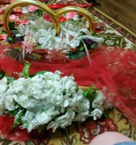 Свадебные украшения!