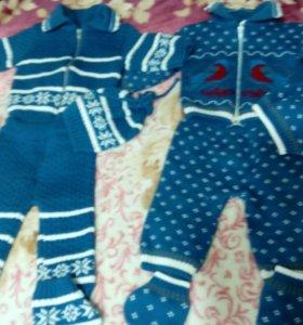 Два костюмчика для мальчика