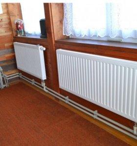 Канализация Отопление Водоснабжение под ключ