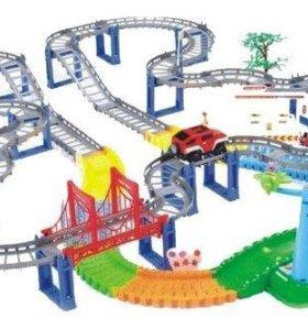 Fenming Toys Mini Cartoon City 6402 Гибкий трэк