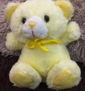 Новая мягкая игрушка Медвежонок