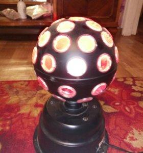 световой прибор(шар)