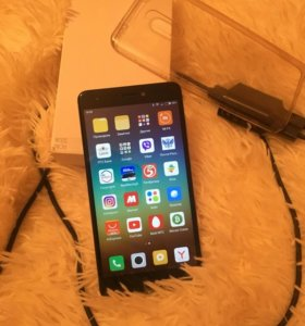 Xiaomi Redmi note 4 глобальная версия