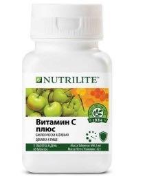 NUTRILITE™ Витамин С плюс, 60 табл.