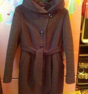 Новое зимнее пальто 46 р-р