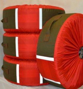 Чехлы для хранения колес 4шт
