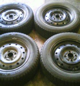 Продаю колеса на 14 размер