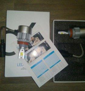 Led лампы h11