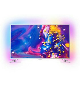 Новые Philips 49PUS7272 UHD HDR Android Smart TV