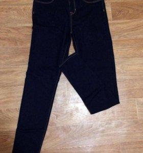 Новые джинсы-лосины