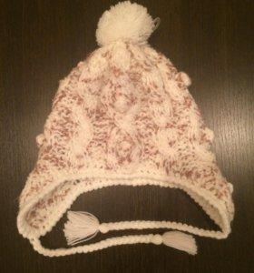 Женская шапка sela