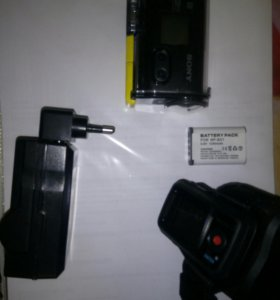 Экшен камера Sony HDR-AS30V