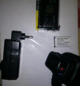 Экшен камера SonyHDR-AS30V