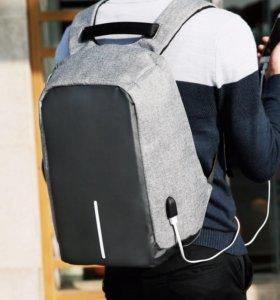 Рюкзак Антивор с USB-зарядкой