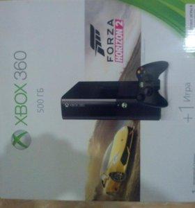 новый Xbox 360 500mb