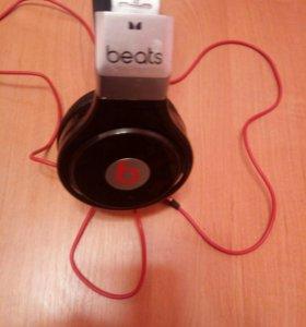 Наушники проводные beats