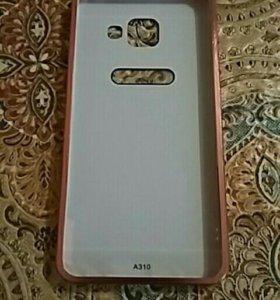 Бампер для телефона Samsung A3 A300
