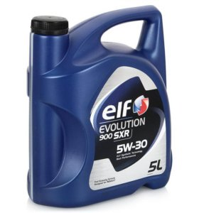 ELF EVOLUTION 900 SXR 5W30 5л
