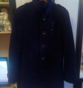 Пальто зимние мужское