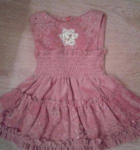 Платье от 1 года до 2-х лет