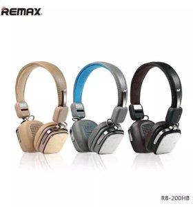Беспроводные Bluetooth наушники 🎧 REMAX