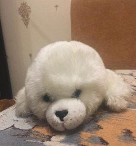 Мягкая игрушка тюлень