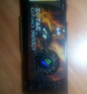 Nvidia GeForce 9600GT
