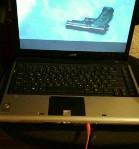 Ноутбук Aspire 5550 обмен