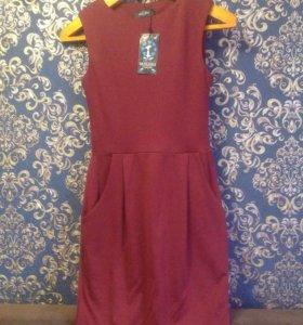 Платье и жакет 2 в1