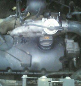 Двигатель т5 1.9 ахб ахц