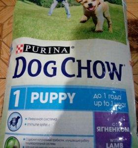 """Корм. """"Dog Chow""""."""