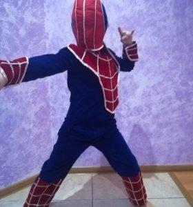 НГ костюмы на мальчика 6-8 лет, одеты один раз!!!)