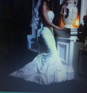 Свадебное платье испанских дизайнеров