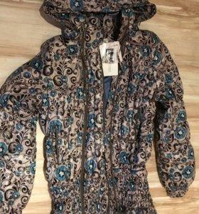 Слингокуртка 3 в 1 (куртка для беременных )