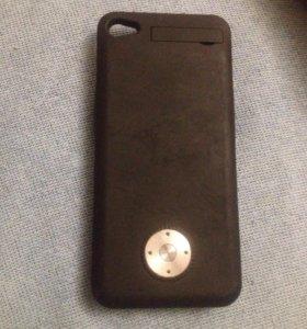 Аккумулятор-чехол на айфон 4