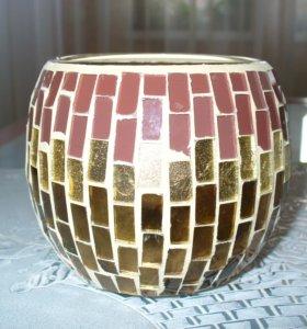 ваза стекло
